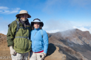 On Haleakala Crater